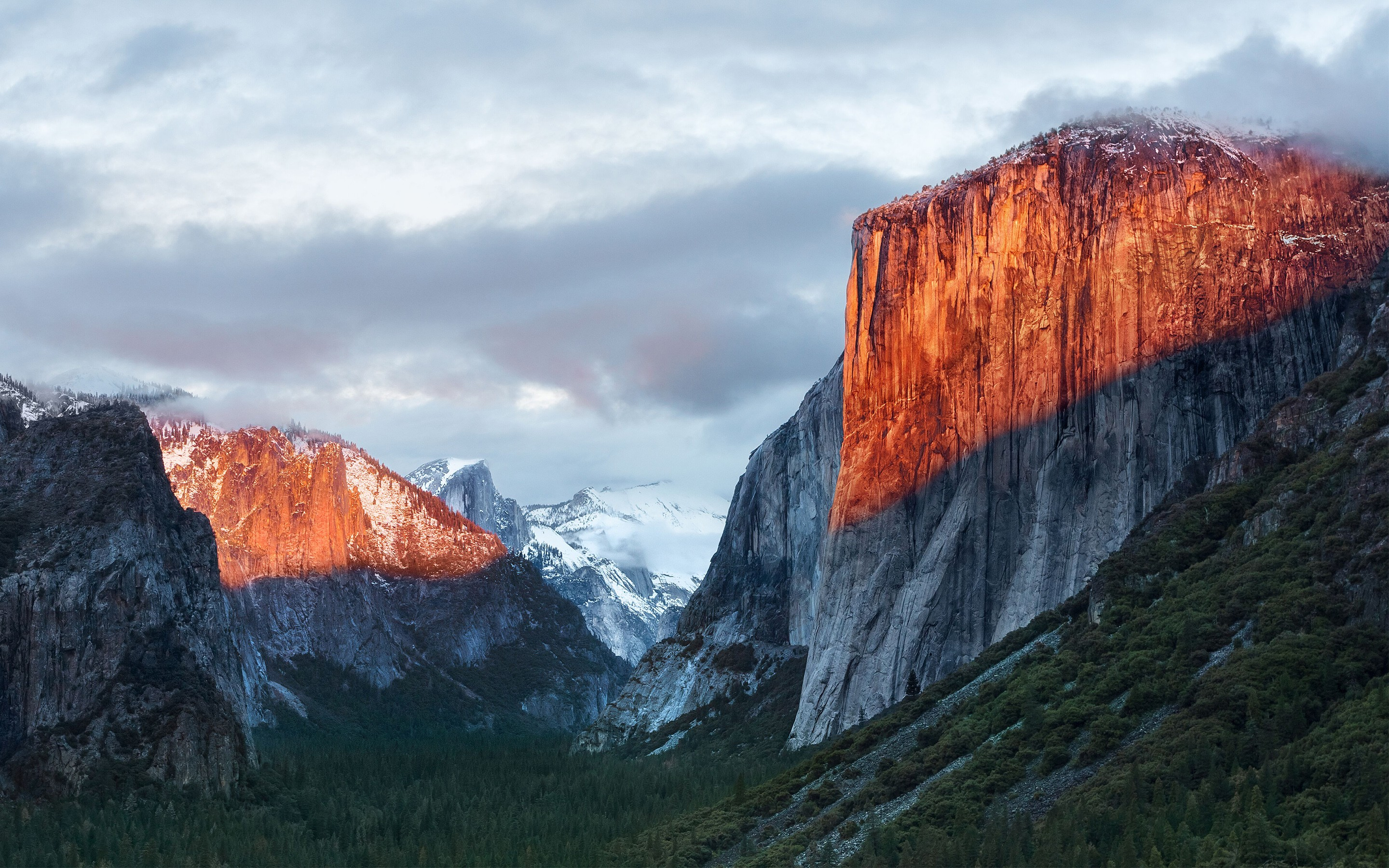 Mac Osx Captain Original Mac Os El Capitan Wallpaper 4k