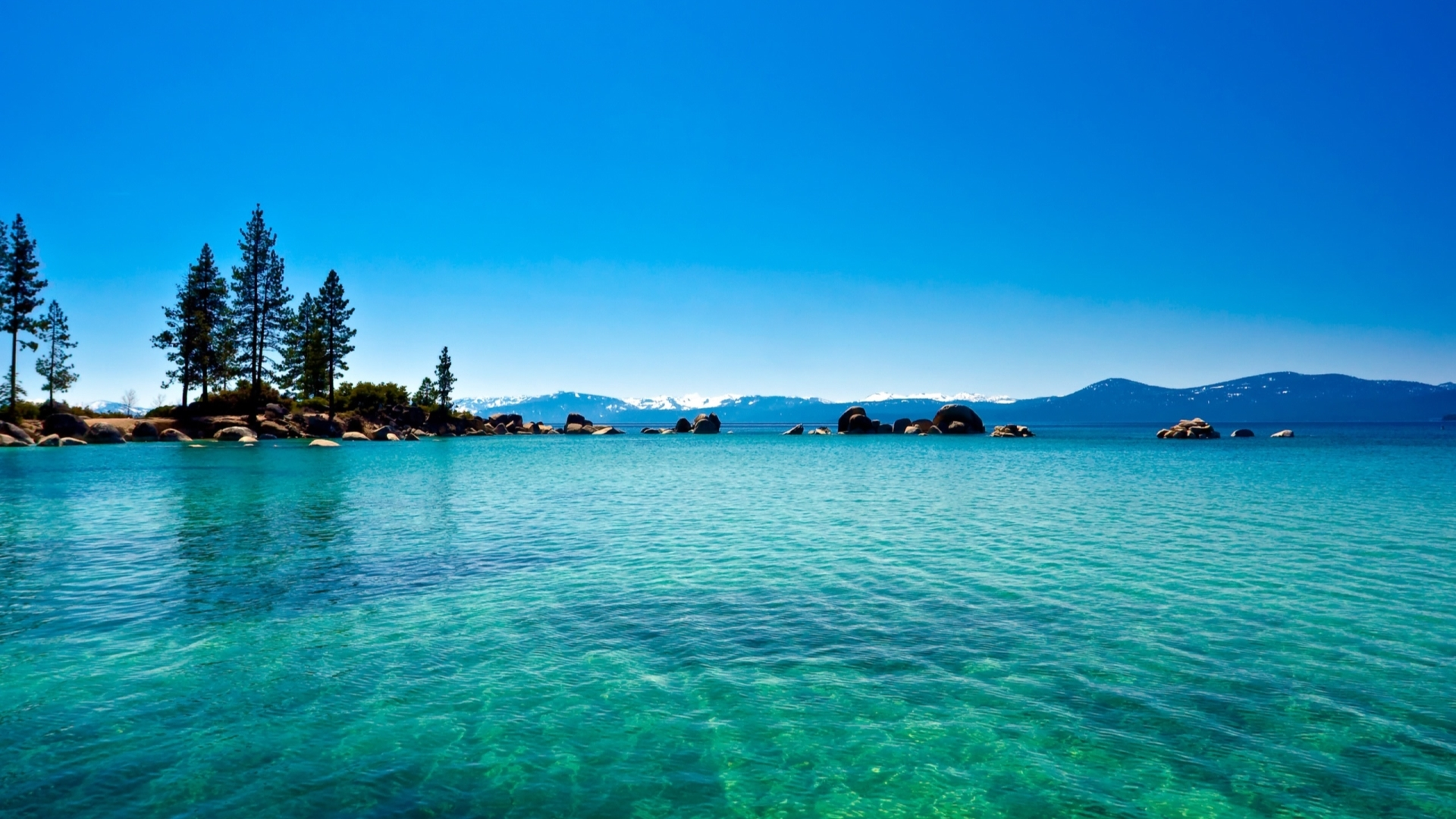 Imac Wallpaper Lake Tahoe Background 120799 Hd