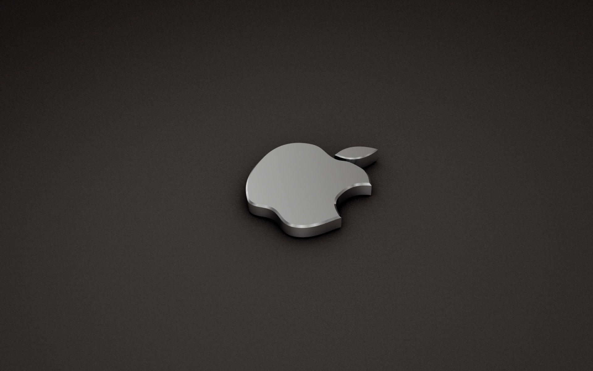 Apple Logo Wallpapers - Full Hd Iphone Logo , HD Wallpaper & Backgrounds