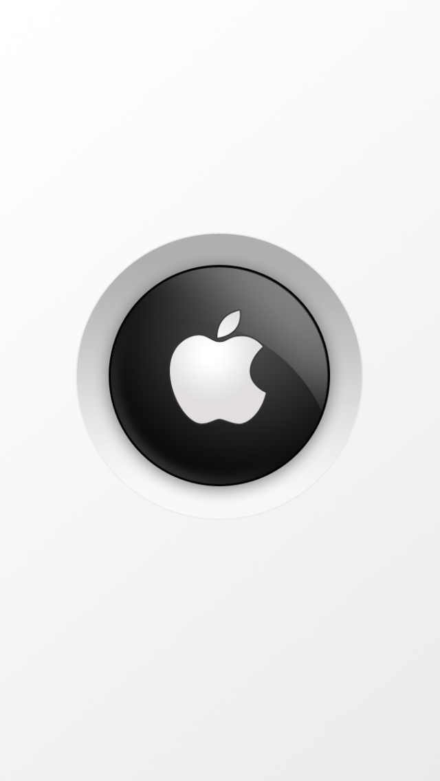 Apple Iphone 5s Wallpapers - Logo Apple Iphone 5 , HD Wallpaper & Backgrounds