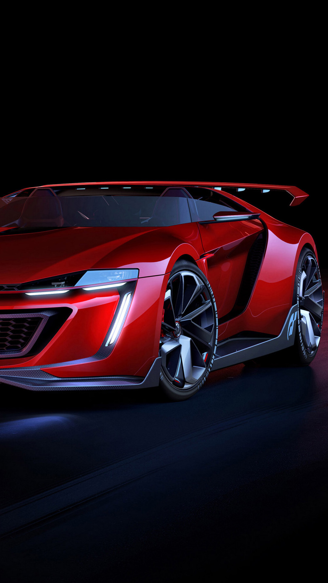 Pretty Volkswagen Gti Roadster Positive Iphone 6 Plus - 4k Cars Wallpaper Iphone , HD Wallpaper & Backgrounds