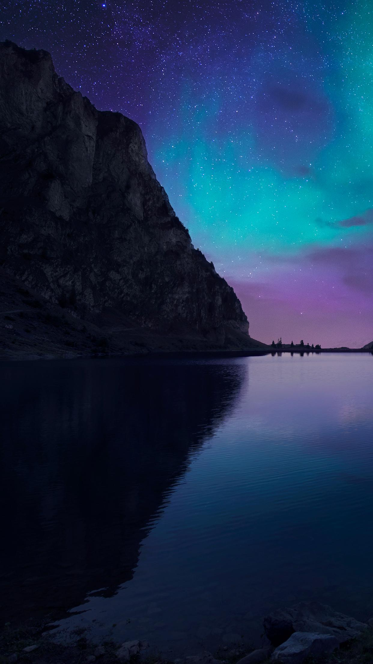 Wallpapers Of The Week Northern Lights Iphone 6 124449