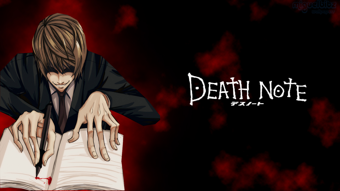 Death Note Res Death Note Wallpaper Kira 124584 Hd