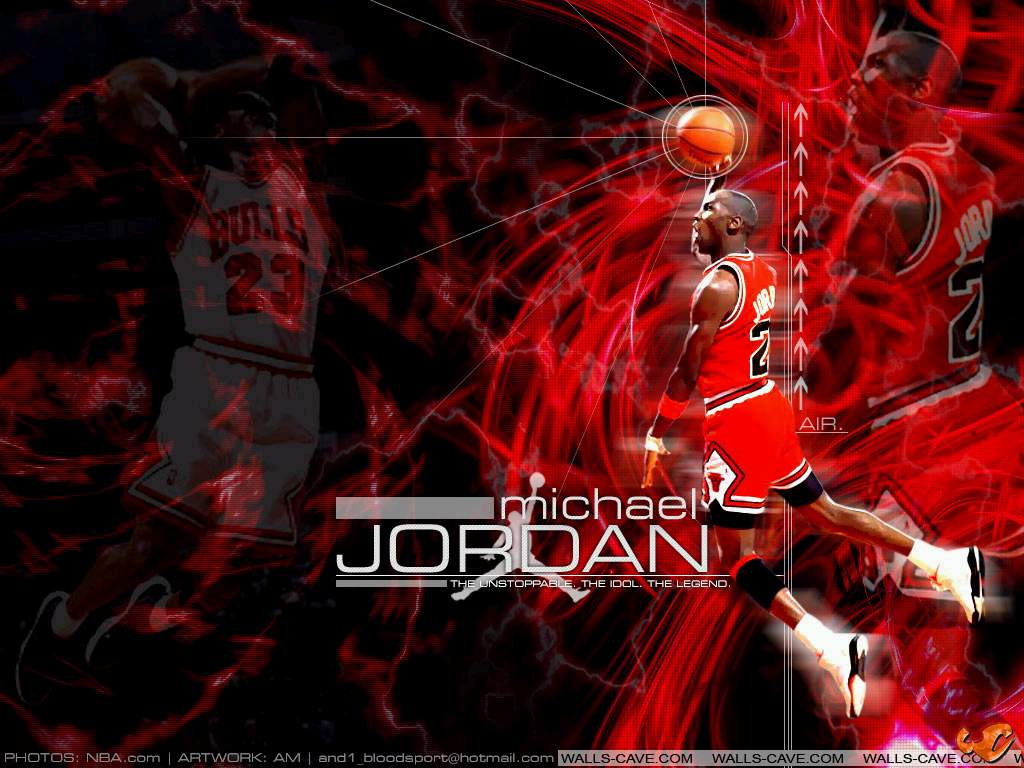 Michael Jordan Michael Jordan 23 Hd 124893 Hd Wallpaper