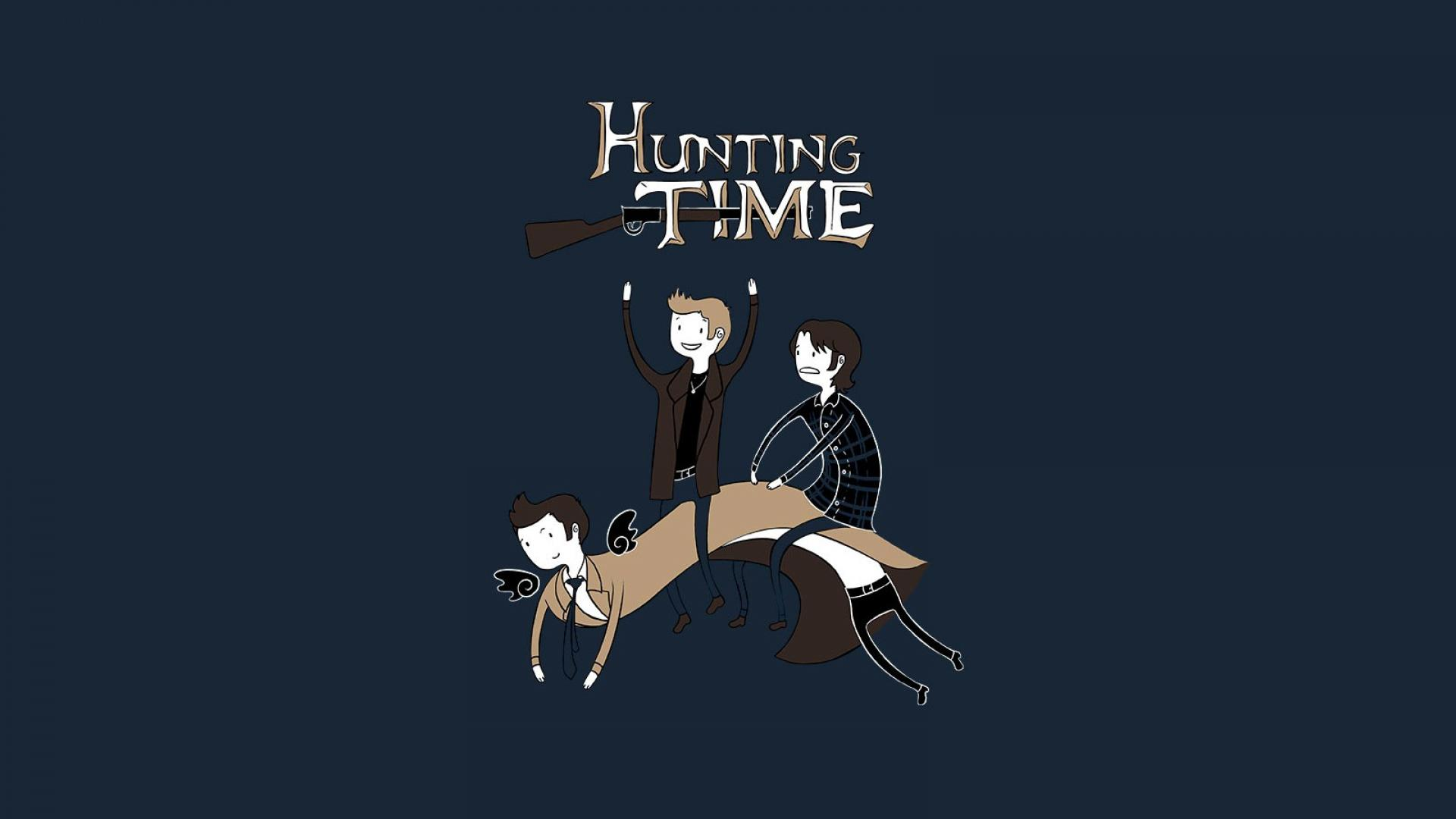 Supernatural Funny 125471 Hd Wallpaper Backgrounds Download
