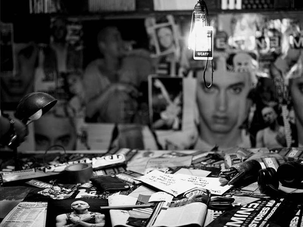 Wallpaper Eminem Hd Desktop Wallpapers Eminem Stan