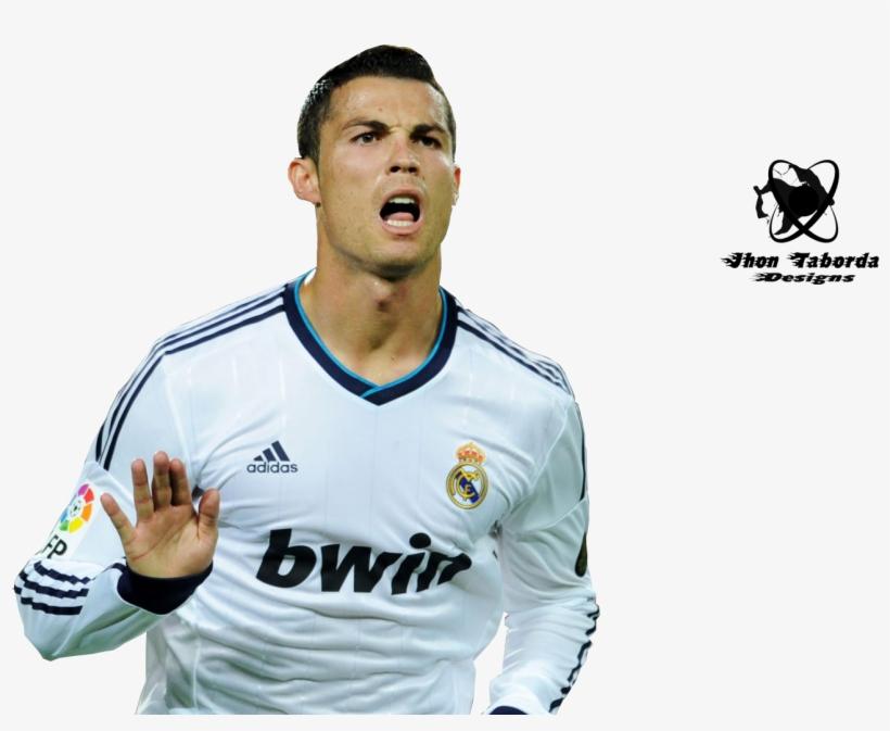 Cristiano Ronaldo Football Renders Page - Cristiano Ronaldo Real Madrid 2012 , HD Wallpaper & Backgrounds