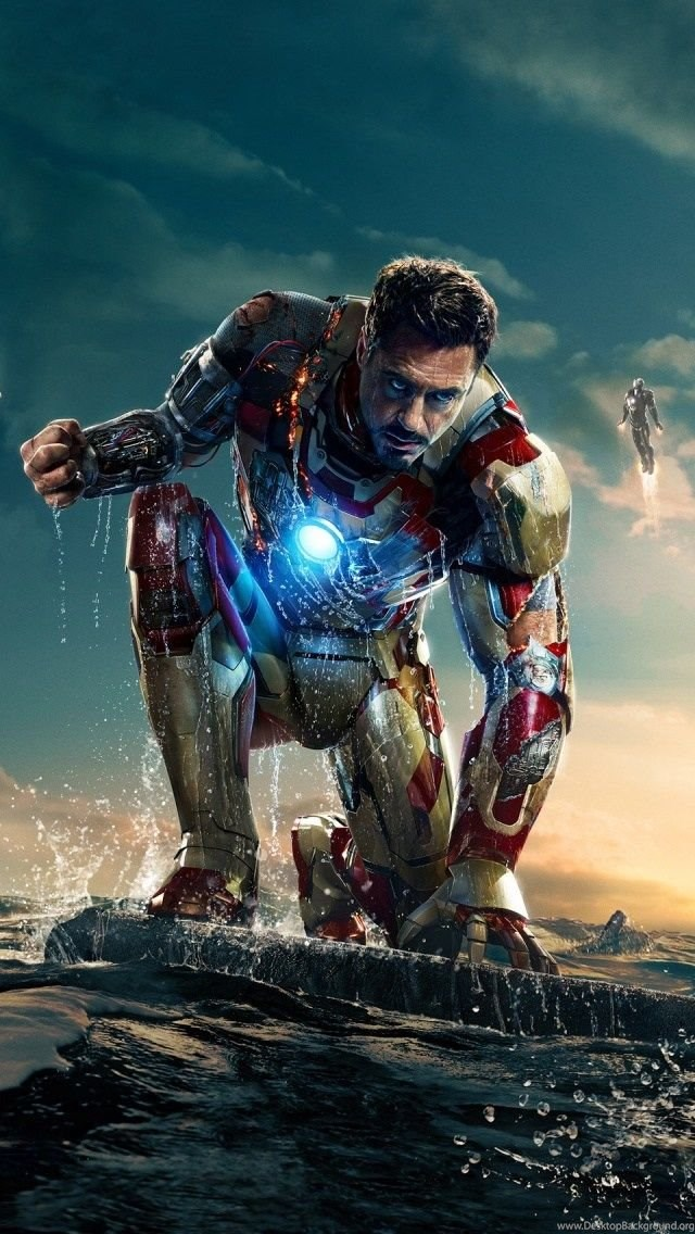 Iron Man Wallpaper Hd For Iphone Iron Man 3 Mobile