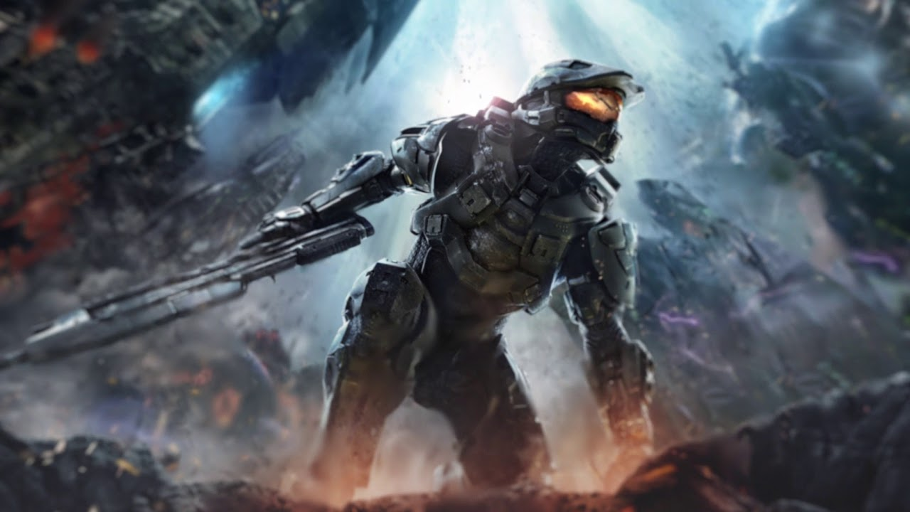 Halo Wallpaper Animation - Halo 4 1280 X 720 , HD Wallpaper & Backgrounds