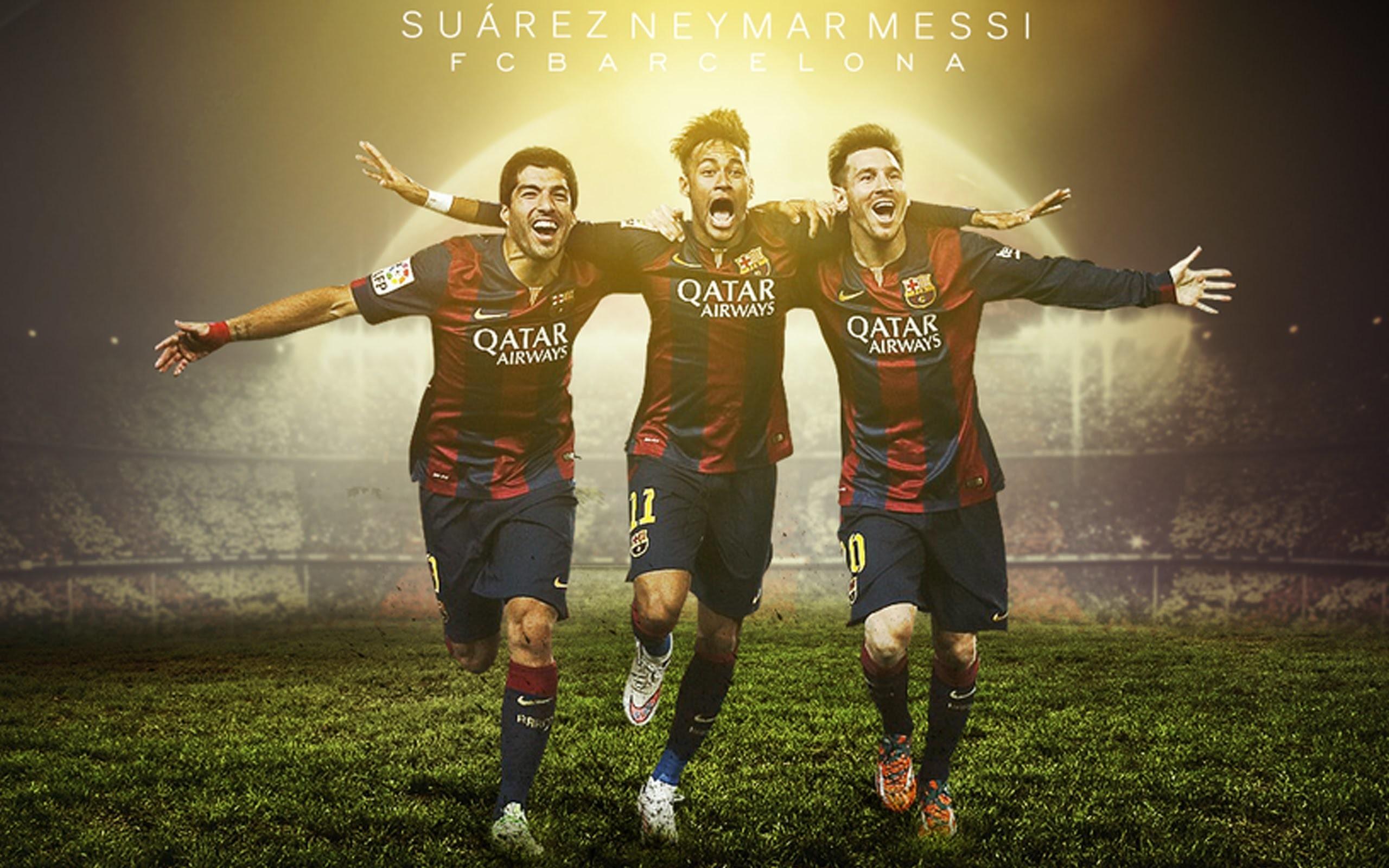 Suarez Neymar Messi Wallpaper Messi Neymar Suarez 126428