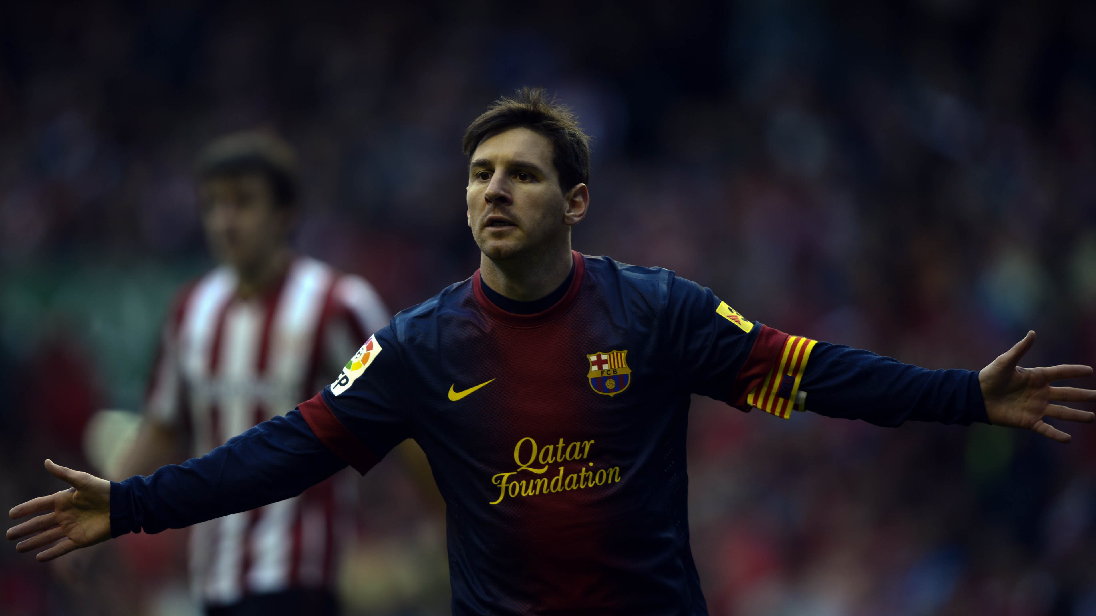 Lionel Messi - Messi Hd , HD Wallpaper & Backgrounds