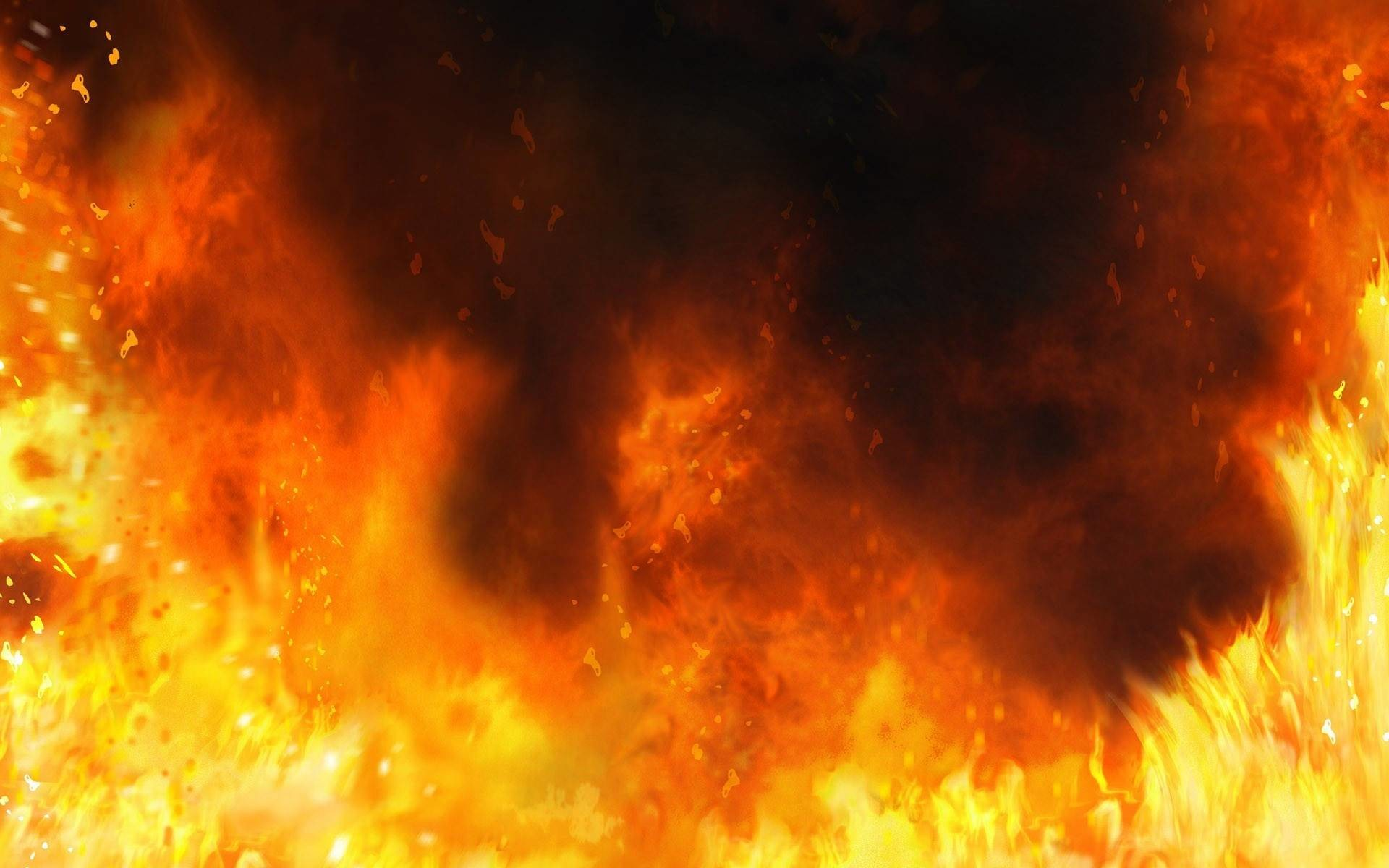 Fire Background , HD Wallpaper & Backgrounds