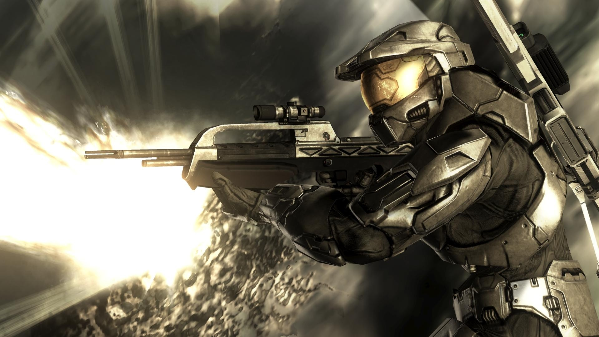 Background Full Hd 1080p Halo 3 126661 Hd Wallpaper
