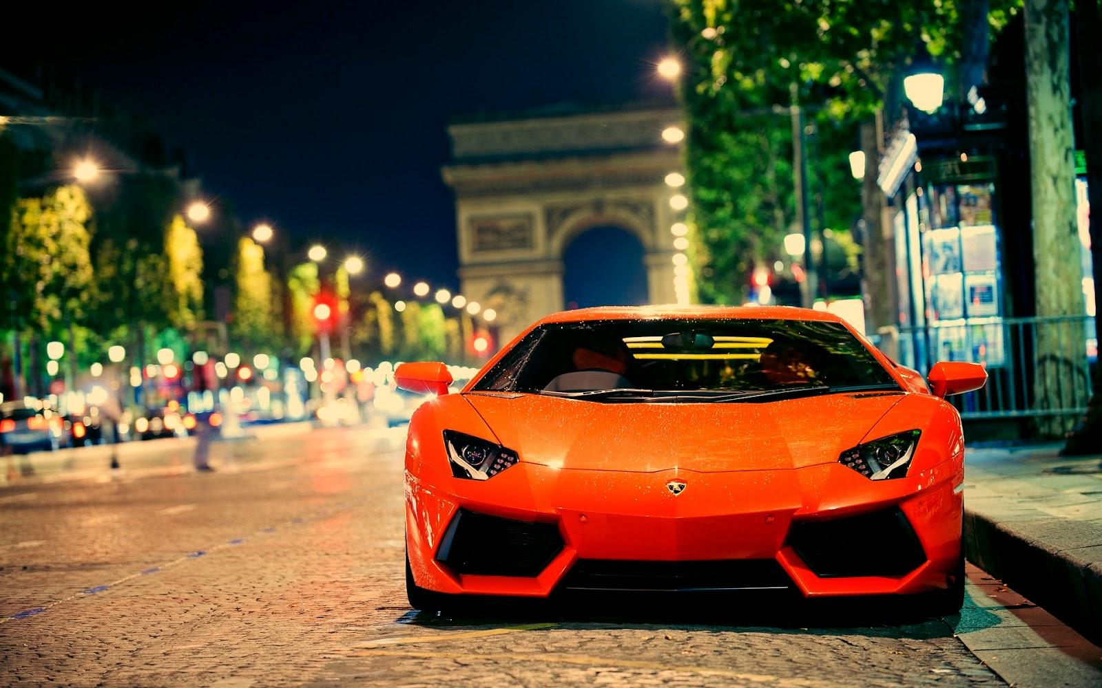 Orange Lamborghini Wallpaper Lamborghini Hd Wallpaper For Pc 127413 Hd Wallpaper Backgrounds Download