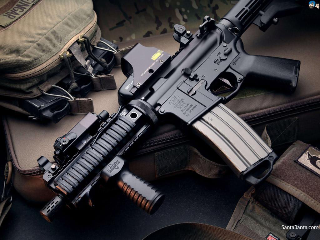 Gun Full Hd Wallpaper - Guns Hd Wallpapers Download (#128471) - HD Wallpaper  & Backgrounds Download