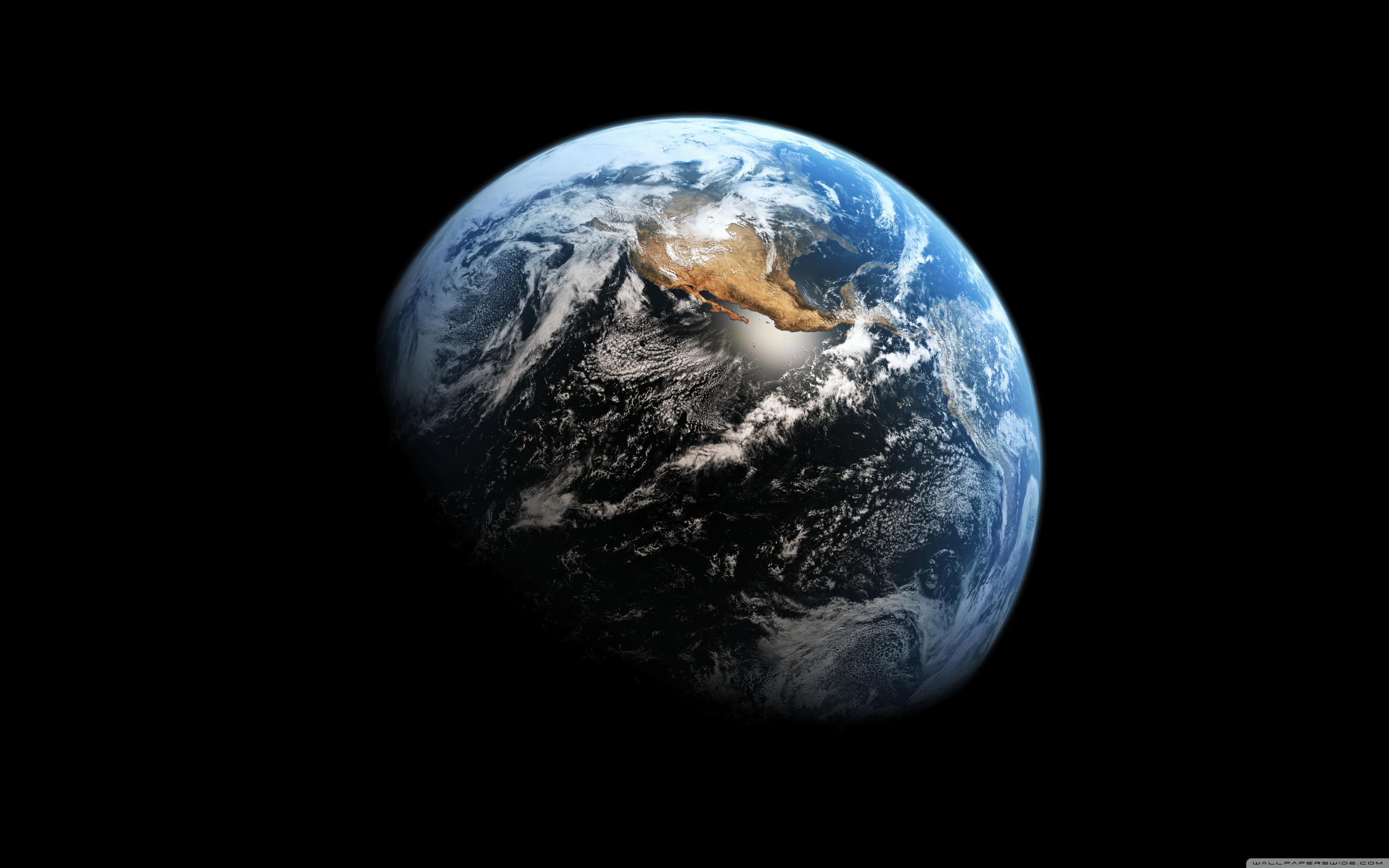 Wide 16 - - Earth 4k , HD Wallpaper & Backgrounds