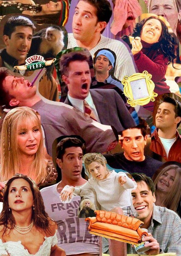 Descubra E Compartilhe As Mais Belas Imagens De Todo - Friends Tv Show Phone , HD Wallpaper & Backgrounds