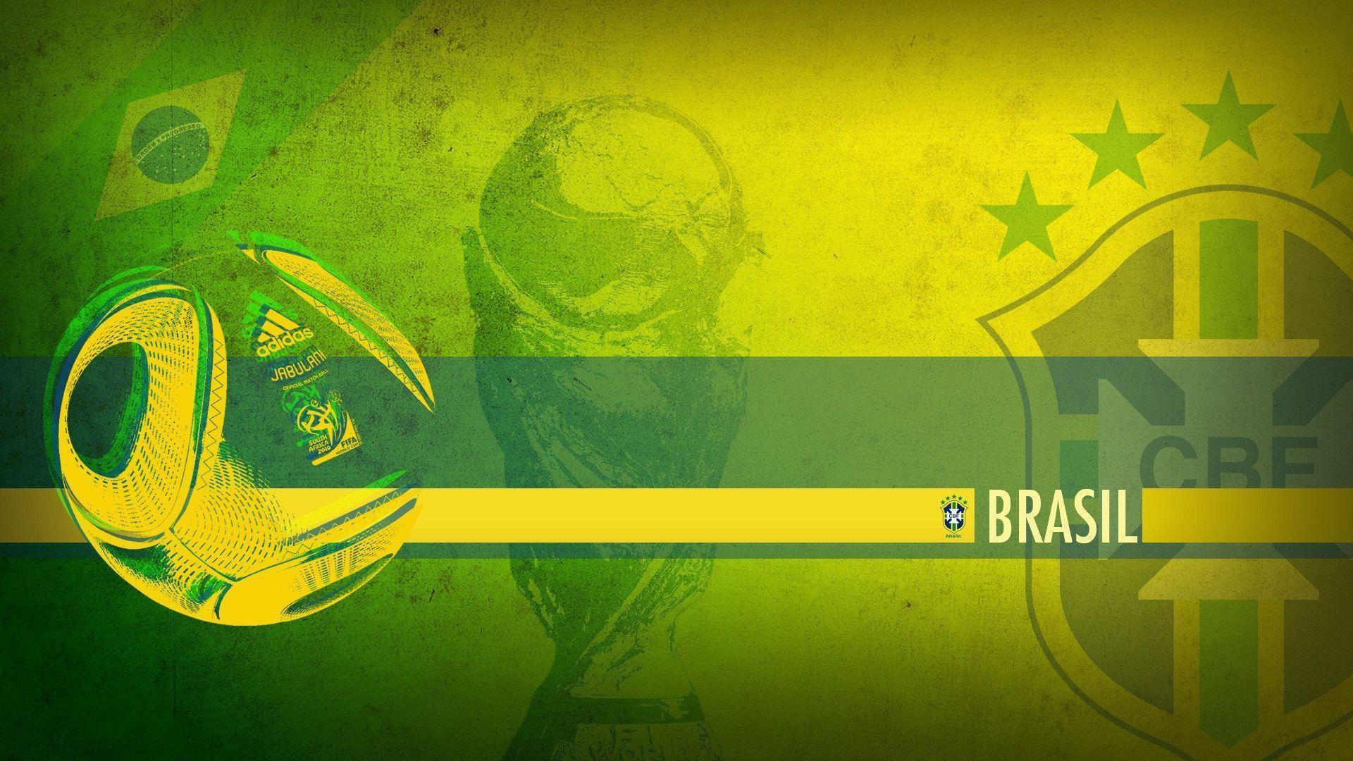 Most Beautiful 4k Brazil Soccer Wallpapers For Desktop, - World Cup Brazil Background , HD Wallpaper & Backgrounds