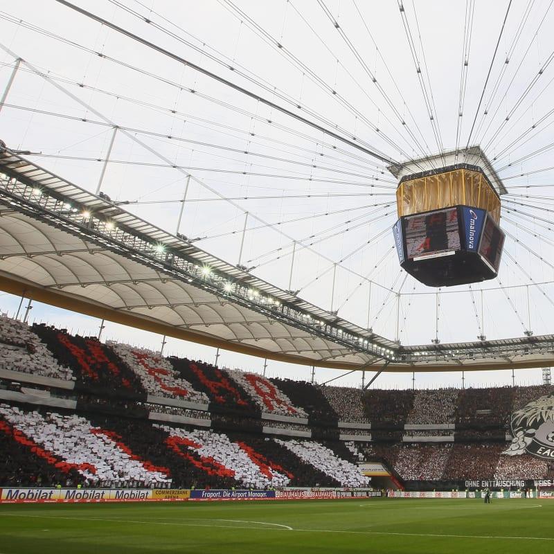 Eintracht Frankfurt Photo Gallery Commerzbank Arena 1203938 Hd Wallpaper Backgrounds Download
