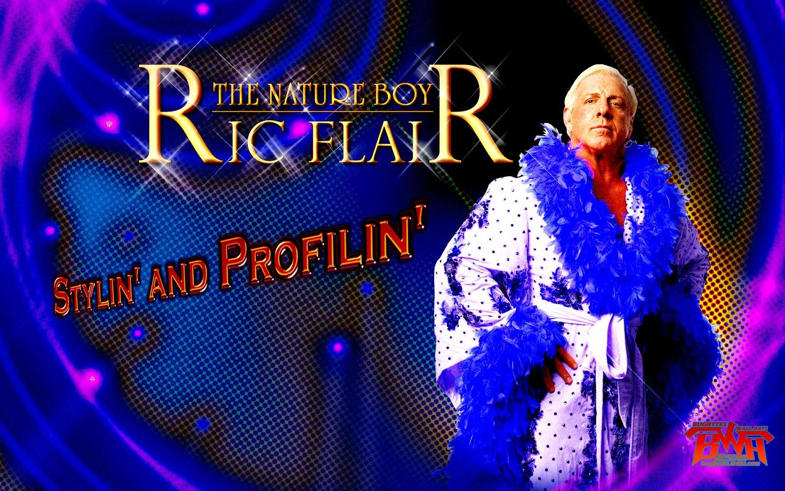 Ric Flair Wallpaper - Ric Flair , HD Wallpaper & Backgrounds