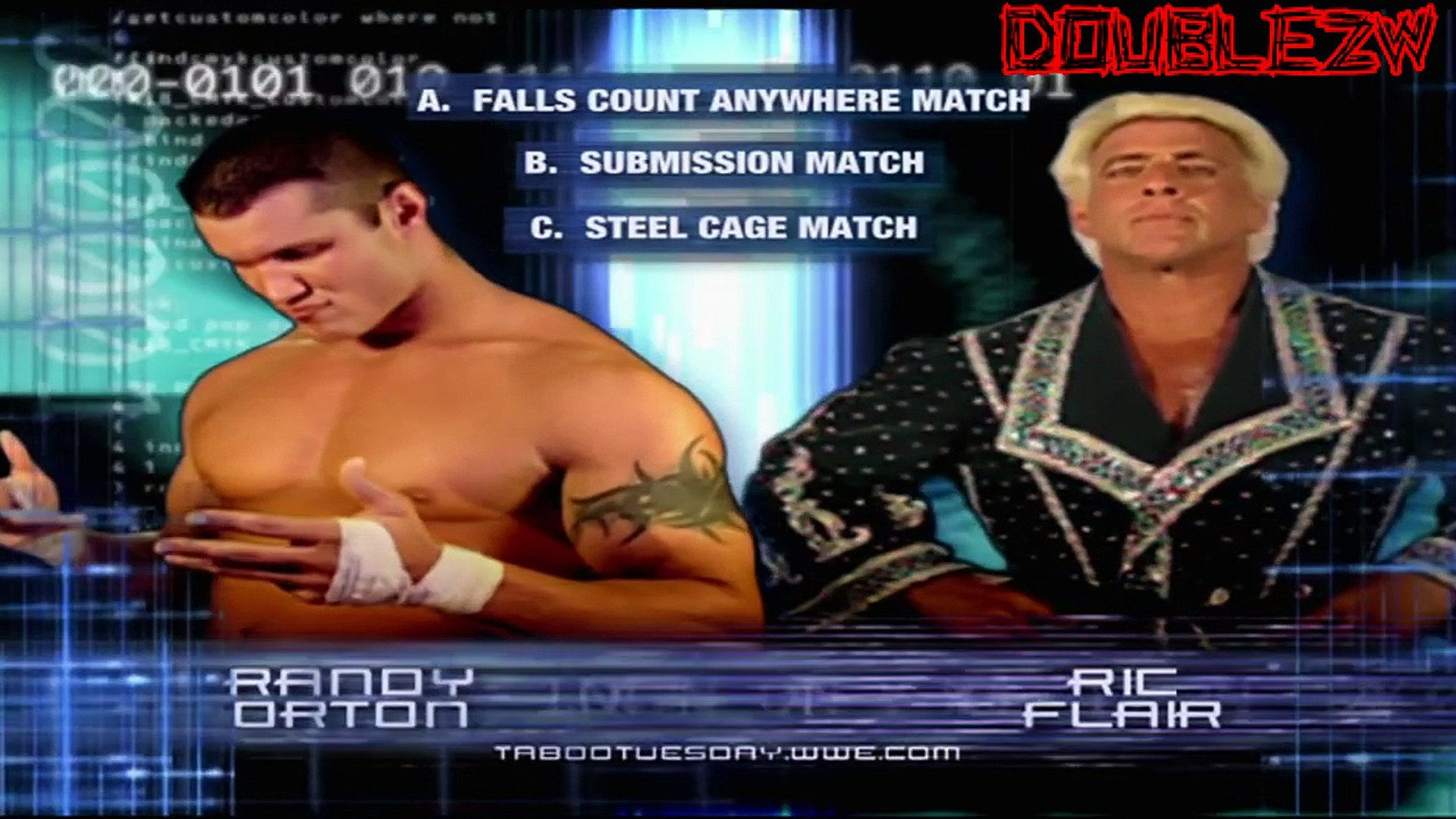 Ric Flair Taboo Tuesday 2004 Promo - Barechested , HD Wallpaper & Backgrounds