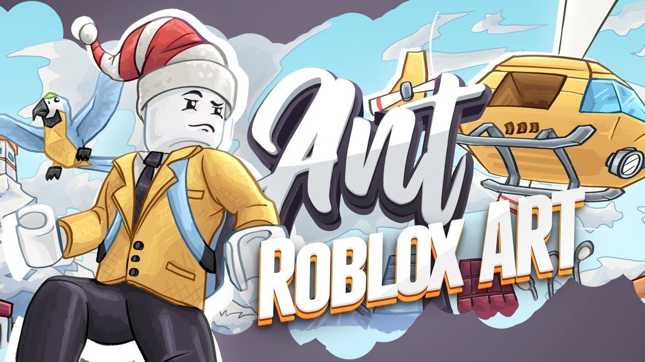 Roblox Youtube Banner For Ant Cartoon 1211043 Hd Wallpaper