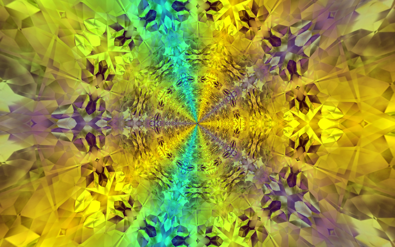 Music Visualizer Live Wallpaper Pro Apk - Kaleidoscope , HD Wallpaper & Backgrounds