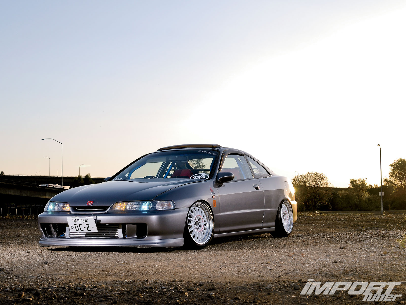 Acura Integra Gsr Wallpaper Honda Integra Type R Tuning