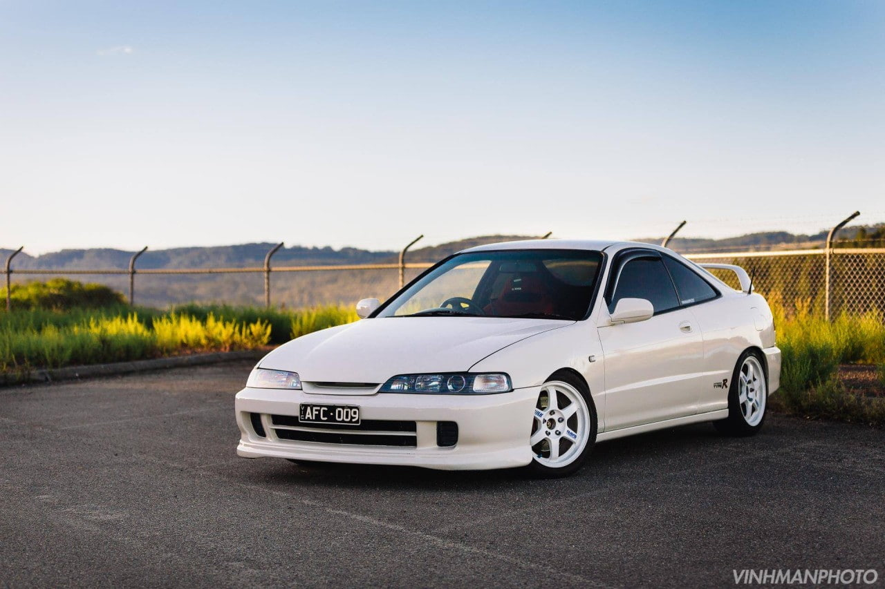 Car Tuning Jdm Grass Horizon Honda Integra