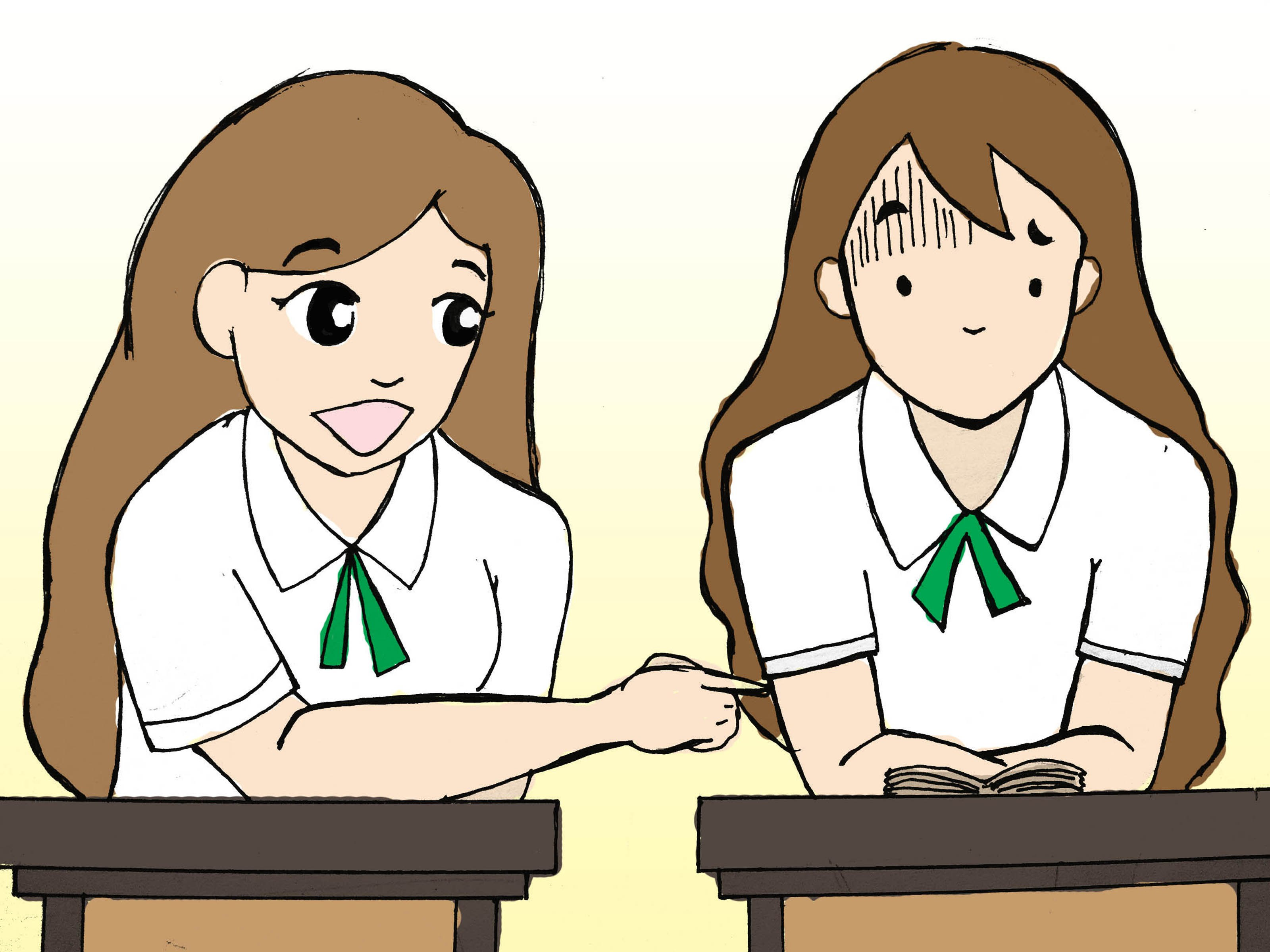 Classmate Cliparts, Stock Vector And Royalty Free Classmate Illustrations