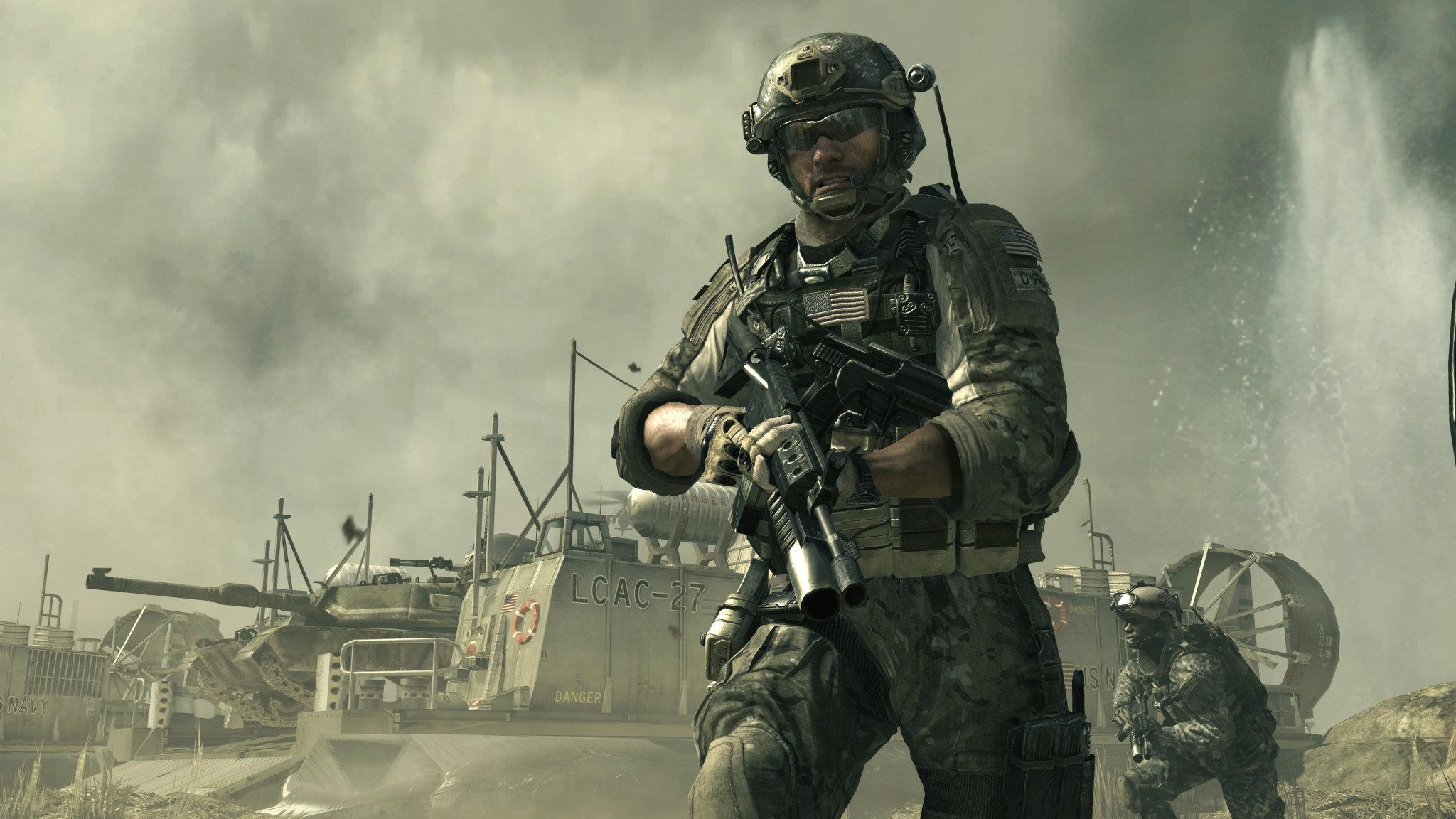 Call Of Duty Call Of Duty Modern Warfare 2019 1219816 Hd