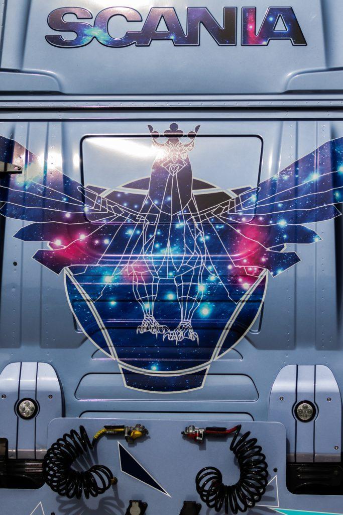 Scania V8 Logo Wallpapers Hd Tuning Amp Show Truck Logo