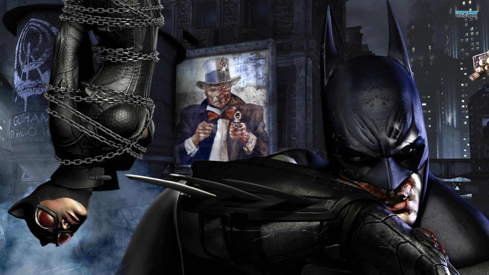Riddler Scarecrow Playstation 3 Pc Game Batman Batman