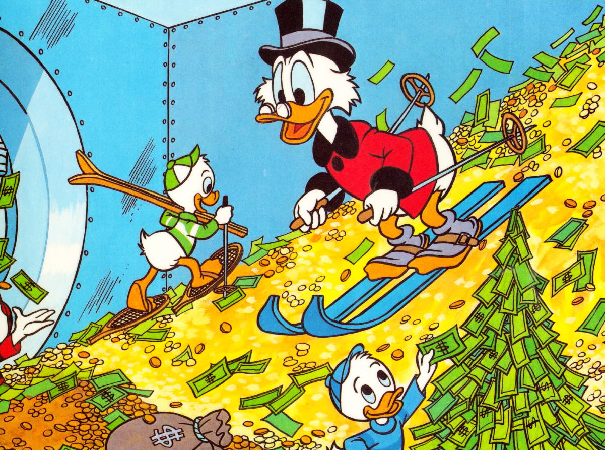 Ducktales Hd Wallpaper - Duck Tales Hd , HD Wallpaper & Backgrounds