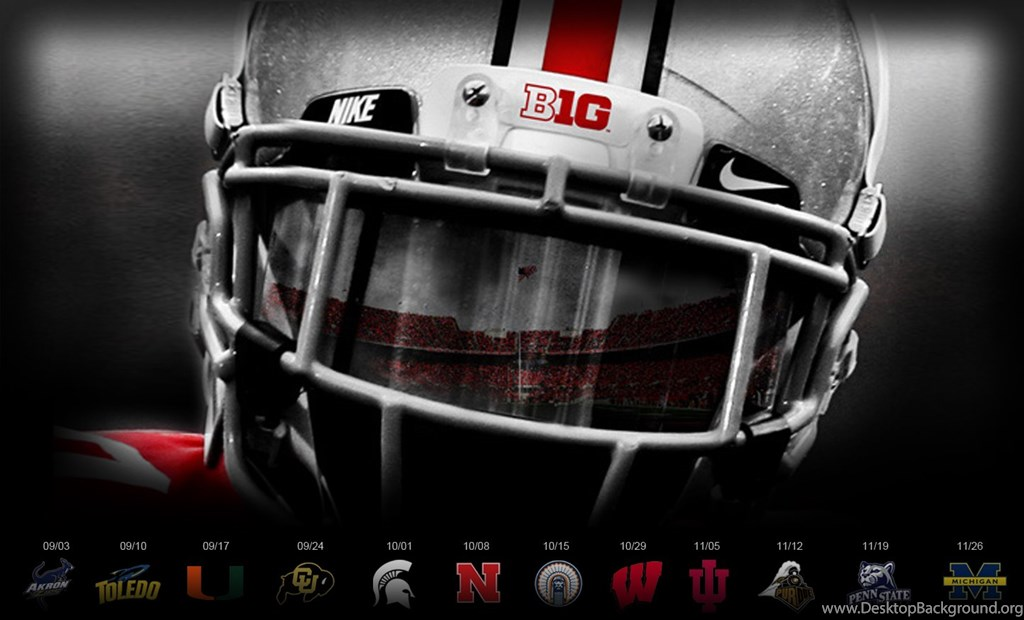 Ohio State Football Printable Poster 1223864 Hd Wallpaper