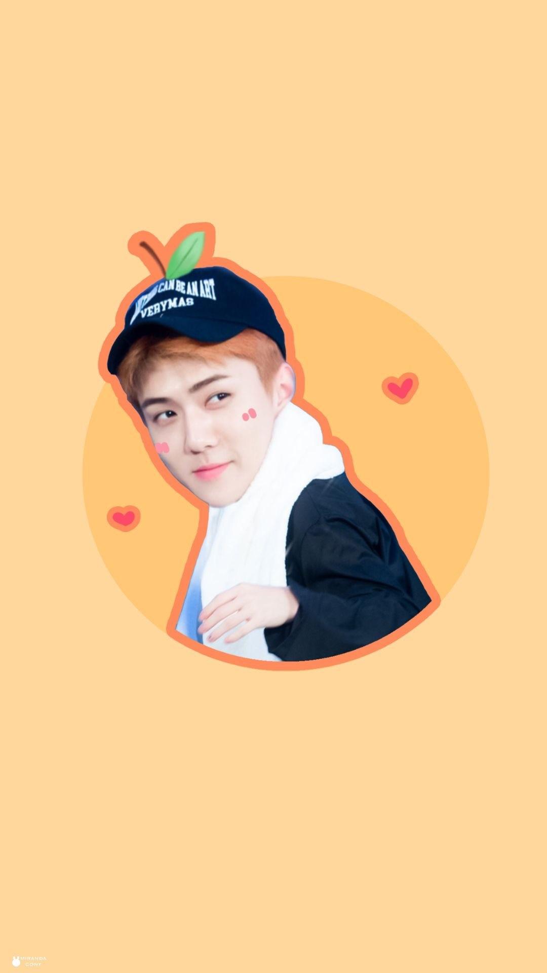 Sehun Exo Kpop Locks Oh Sehun Sehun Locks Exo Locks - Lockscreen Aesthetic Exo , HD Wallpaper & Backgrounds