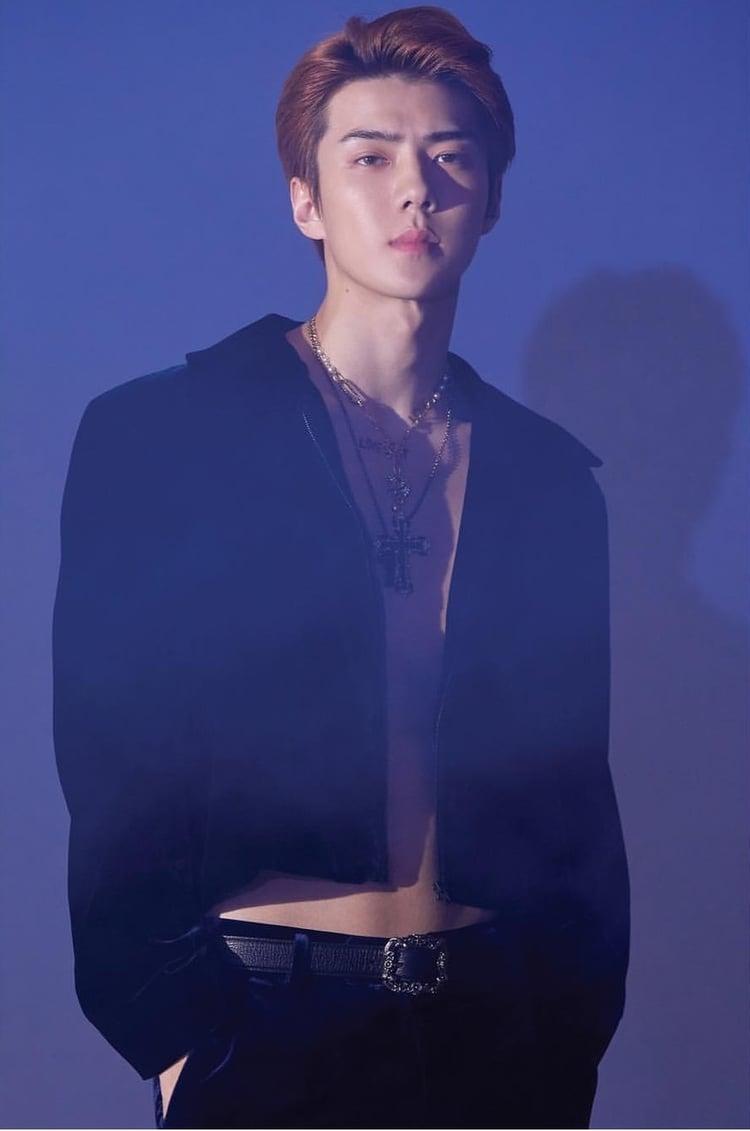 Sehun Exo Love Shot , HD Wallpaper & Backgrounds