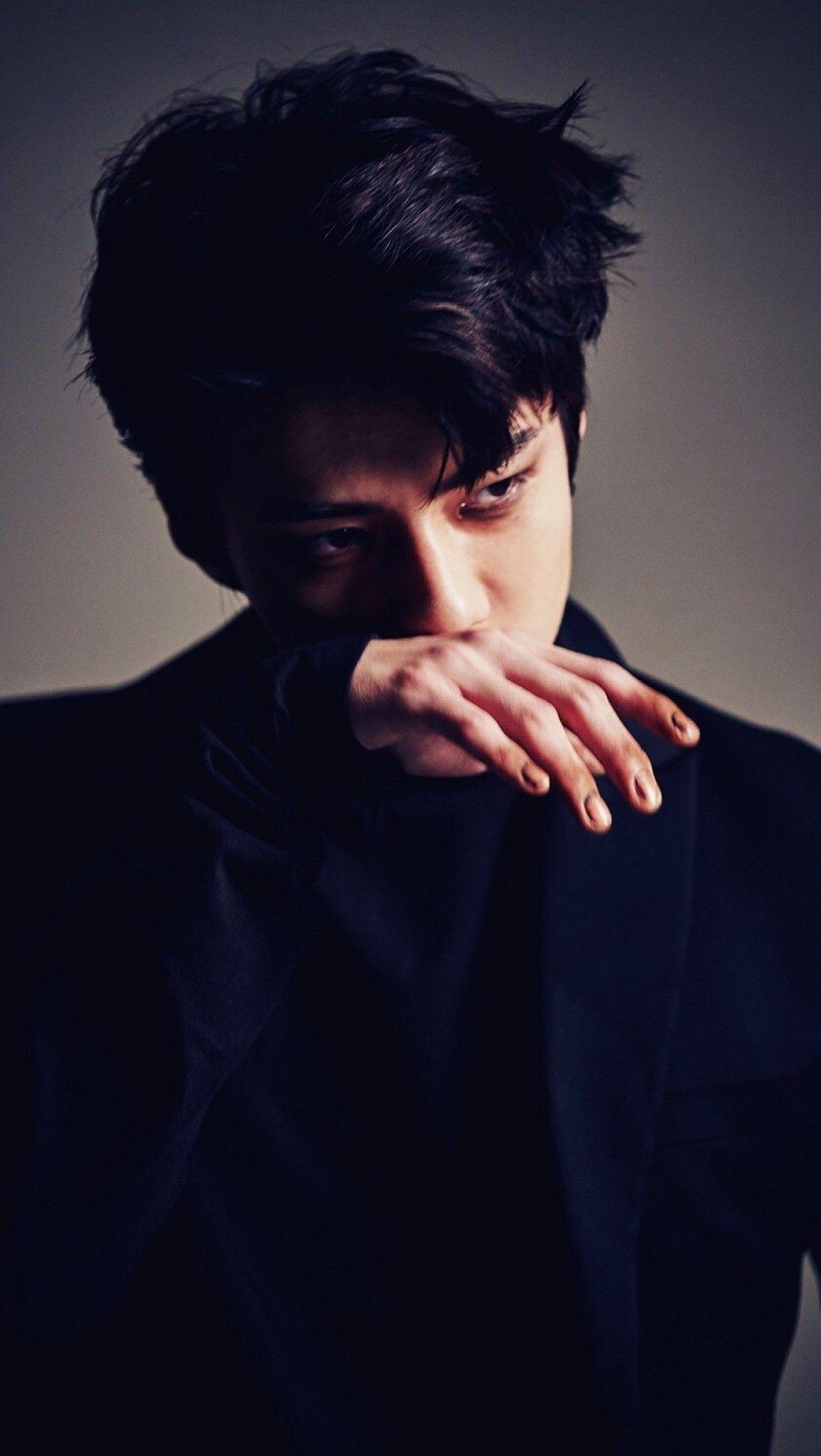Kpop Exo Phone Wallpaper Exo Wallpaper Exo Background - Oh Sehun , HD Wallpaper & Backgrounds