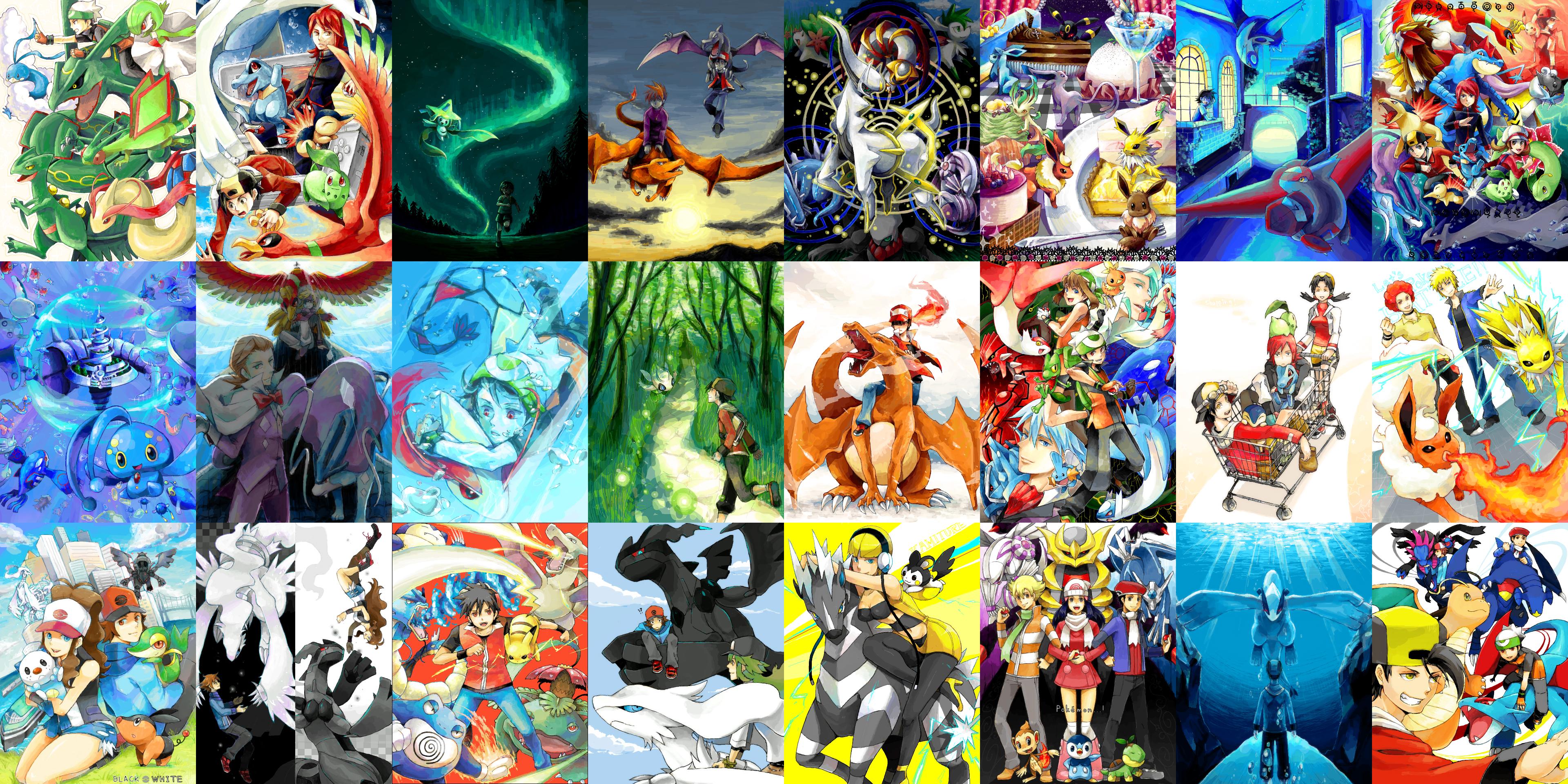 Download Pokémon Image 1231064 Hd Wallpaper