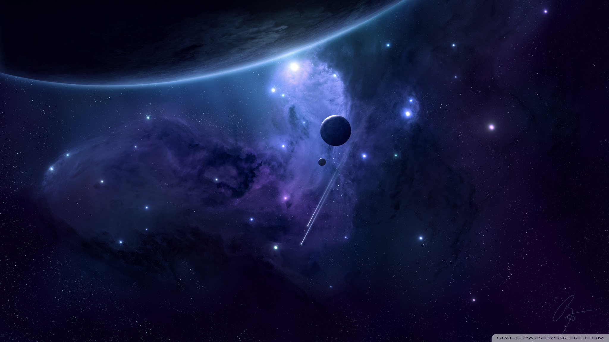 Hd 16 - - Galaxy Note 2 Space , HD Wallpaper & Backgrounds