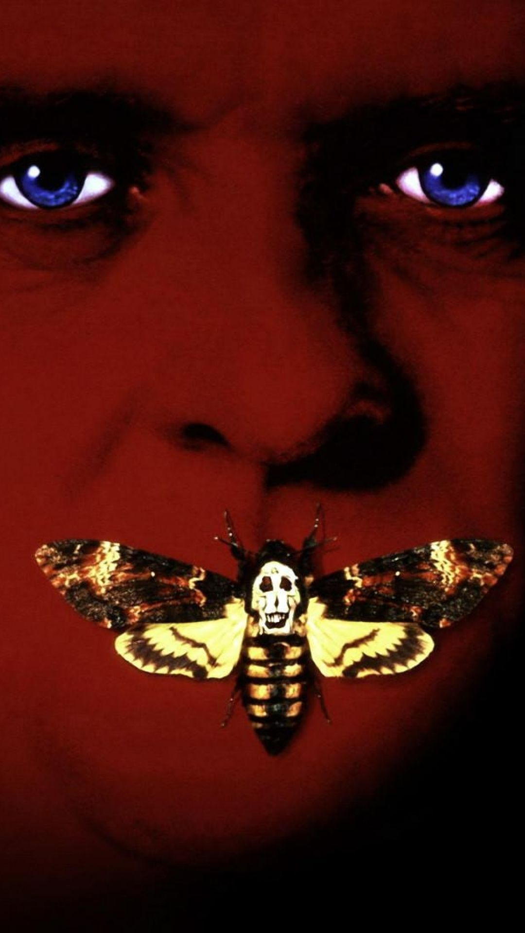 Download Wallpaper The Silence Of The Lambs Butterflies Movie