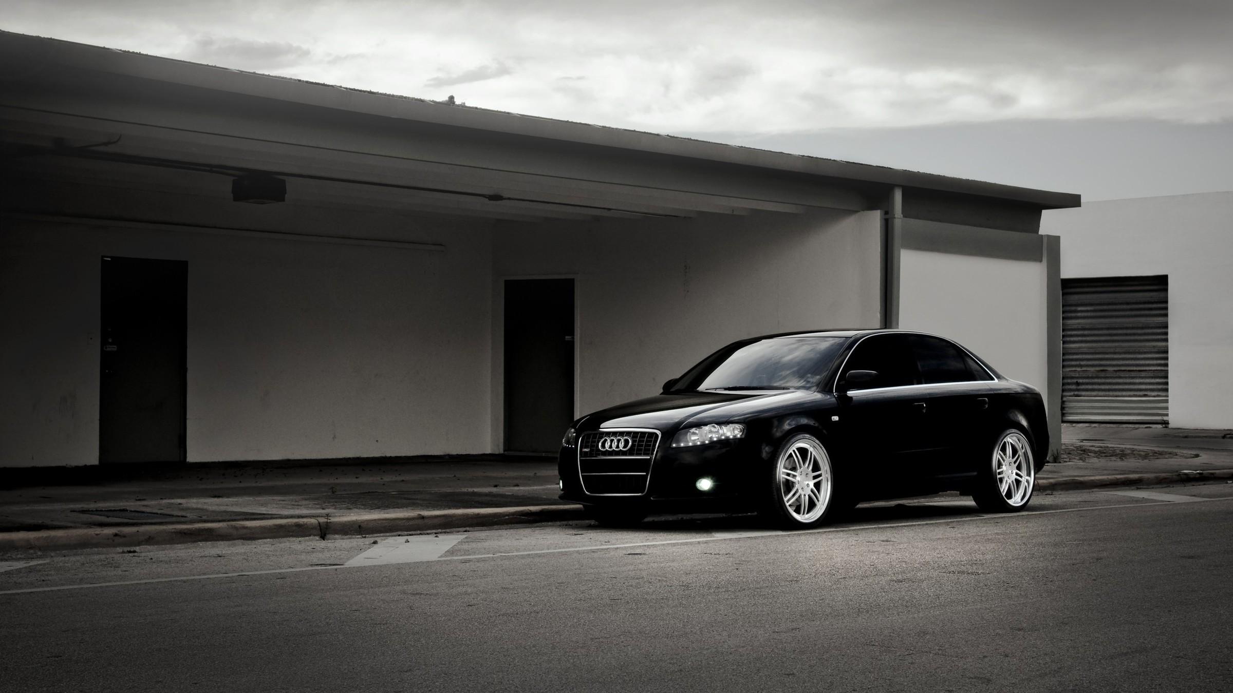Back To 97 Audi A4 Wallpapers Hd Audi A4 B7 Black