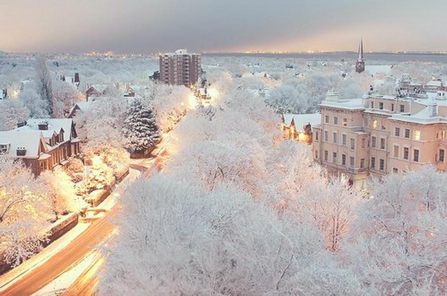 123 1239497 northern winter christmas city lights photography pretty christmas