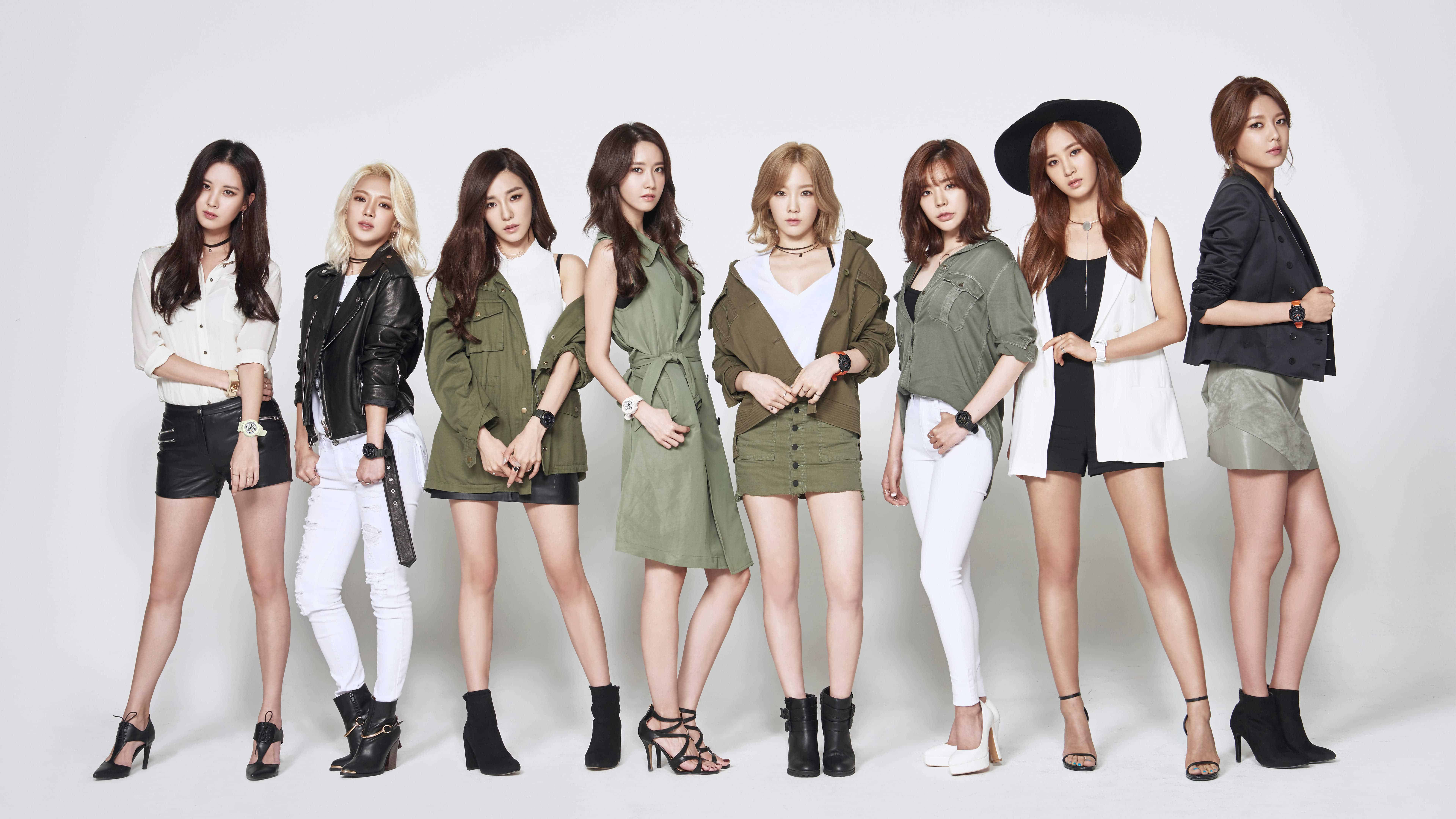 Related Images - Girls Generation Wallpaper 2018 , HD Wallpaper & Backgrounds