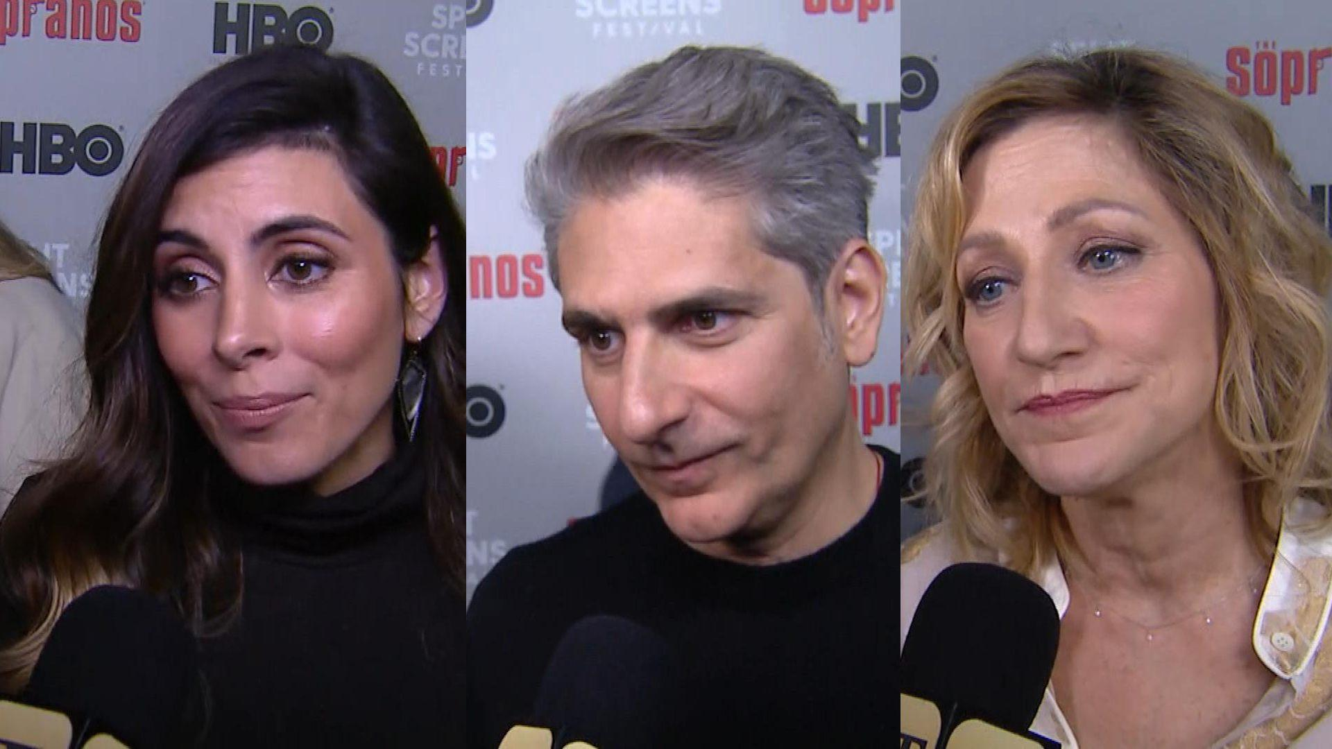 'the Sopranos' Cast Talks If Tony Lived Or Died In - Sopranos Cast Member Dies , HD Wallpaper & Backgrounds