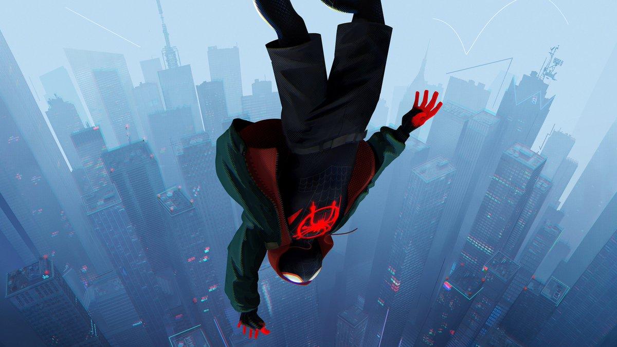 Victor Berriel On Twitter Spiderman Into The Spider Verse
