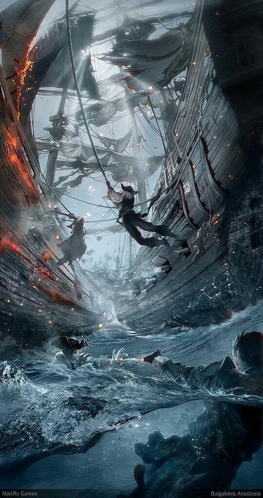 Wallpapers Piratas Do Caribe Pirates Of The Caribbean