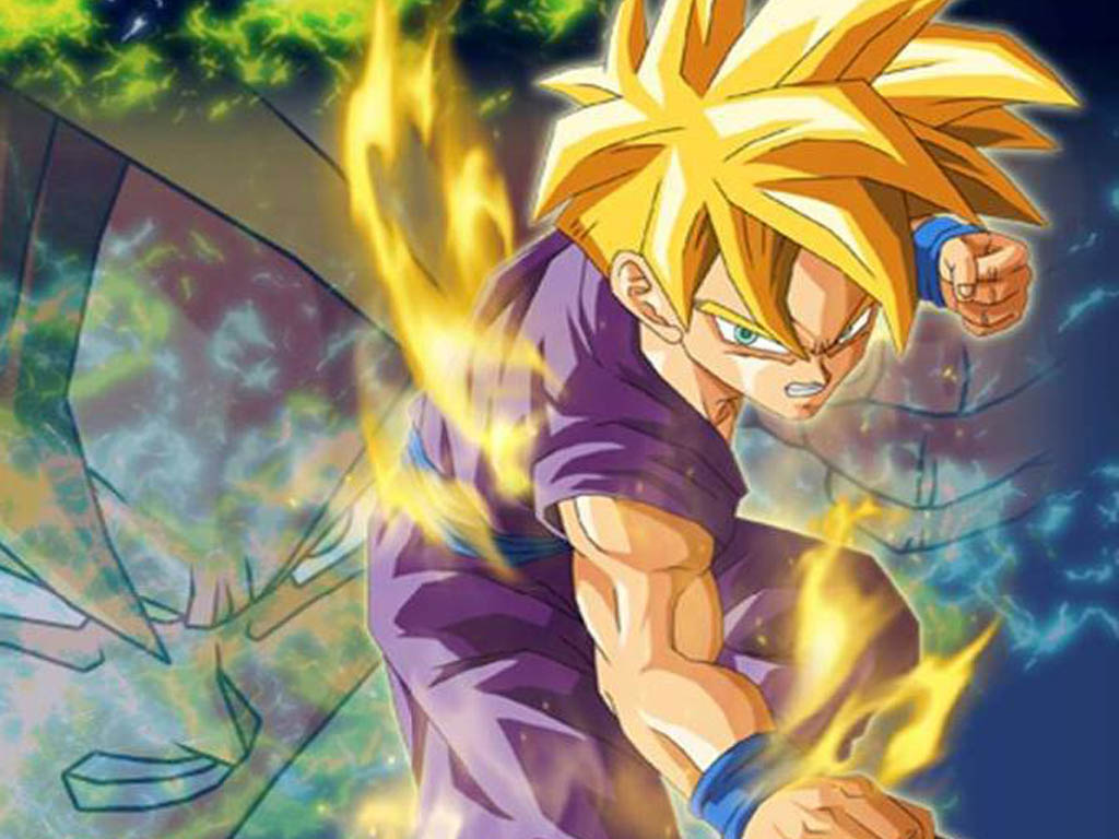 Dragon Ball Wallpapers Teen Gohan Super Saiyan Gohan Super