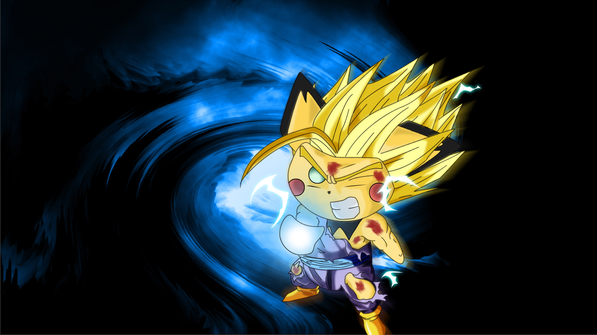 Dragon Ball Z Kamehameha Wallpaper For Android Dragon Ball Z