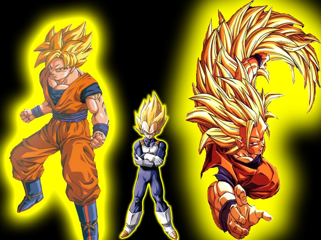 Team Of Saiyans Dragon Ball Z Hd Wallpaper For Ios Best